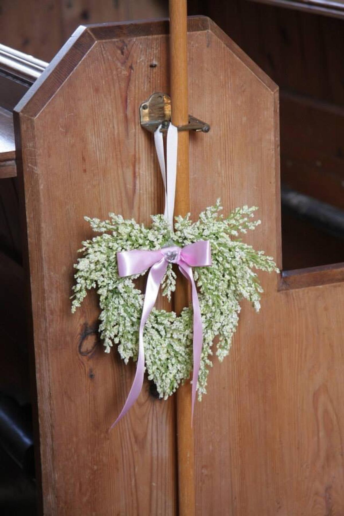 Wedding Decorations Pew Ends In Great Yarmouth Fur 25 00