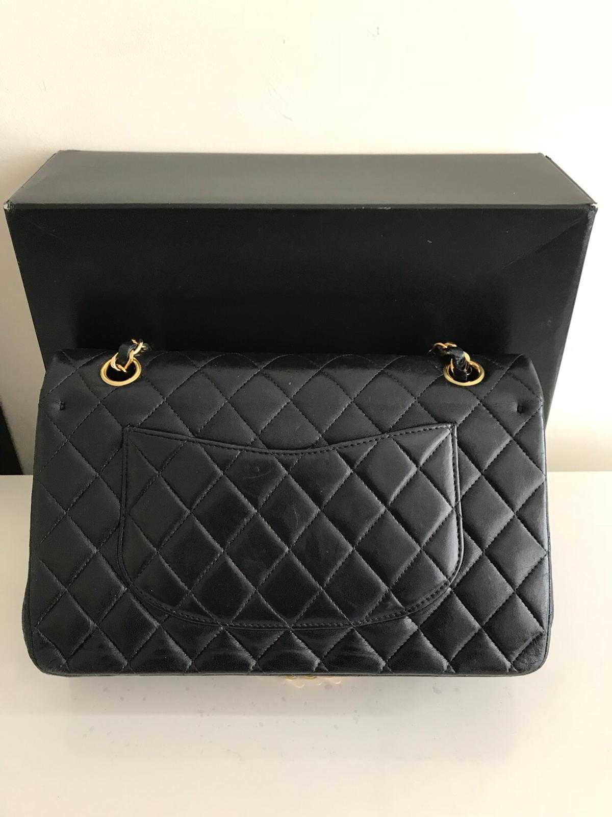5c1a72f461113 Chanel Classic Double Flap Bag Genuine Authen in FY4 Fylde for ...
