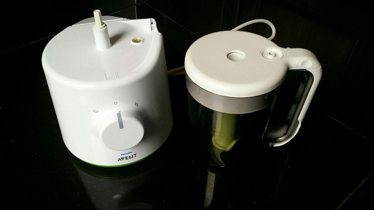 Philips Avent Baby Food Steamerblender