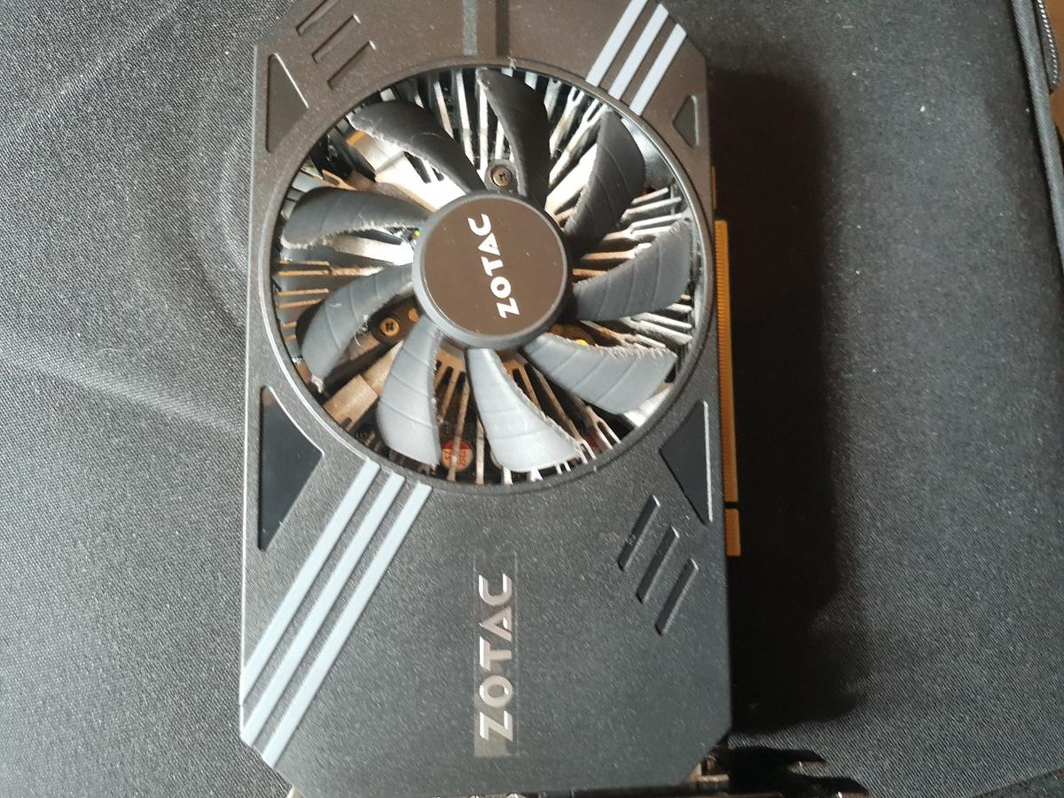 GTX 1060 6gb Swap or sell Graphics Card