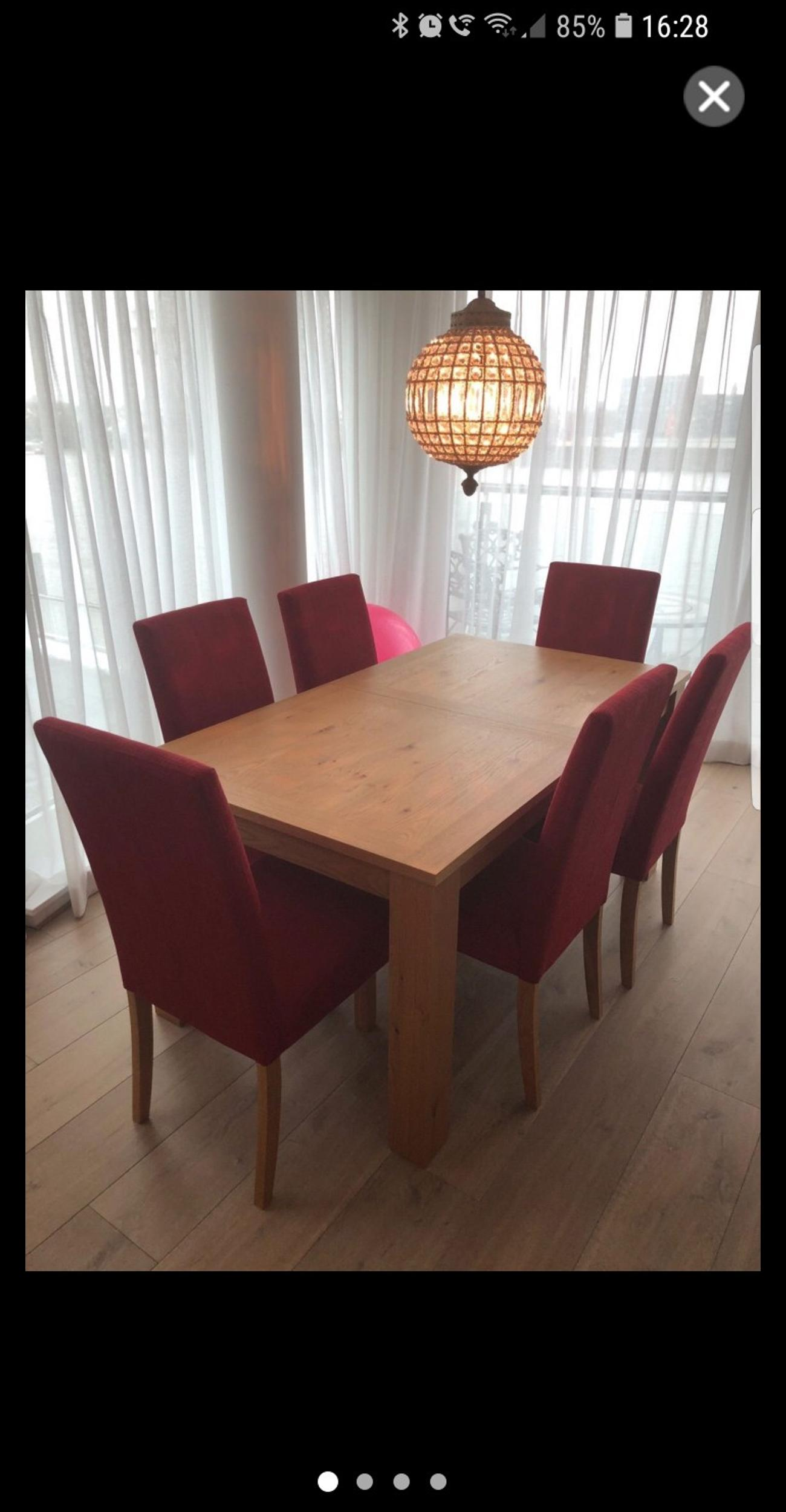 Fantastic Extendable Dining Table 6 Chairs Beutiful Home Inspiration Xortanetmahrainfo