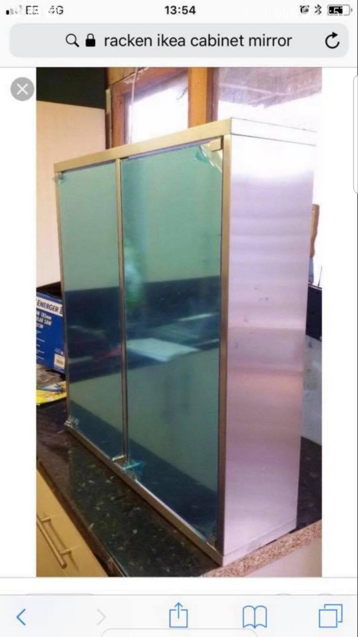 Ikea Racken Double Bathroom Mirror Cabinet In Ct9 Thanet For 35 00 For Sale Shpock