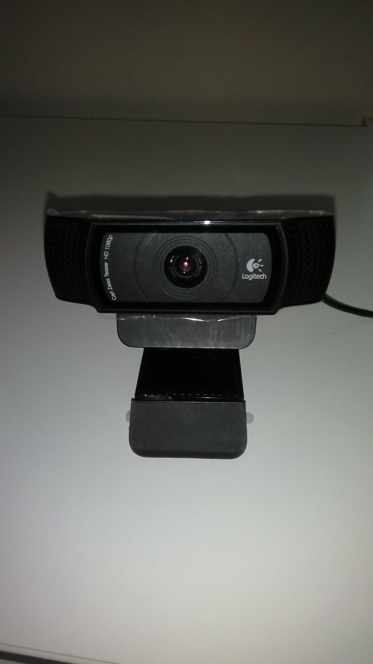 88afd260b30 Logitech c920 1080p webcam in B43 Walsall for £30.00 for sale - Shpock