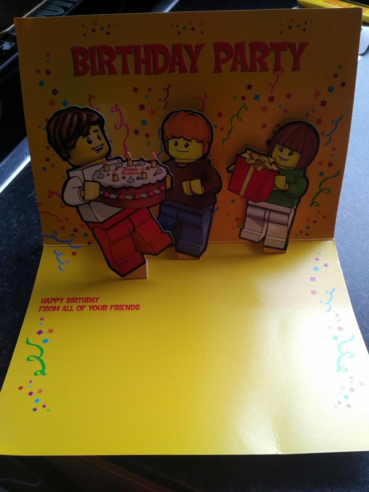 Lego birthday set in LS16 Leeds for £10 00 for sale - Shpock