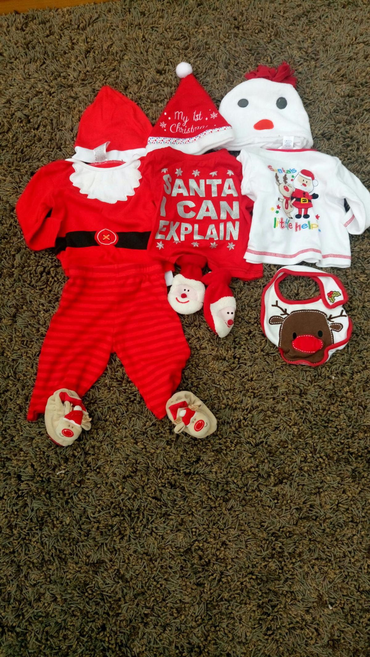 522c31359 Baby's First Christmas bundle