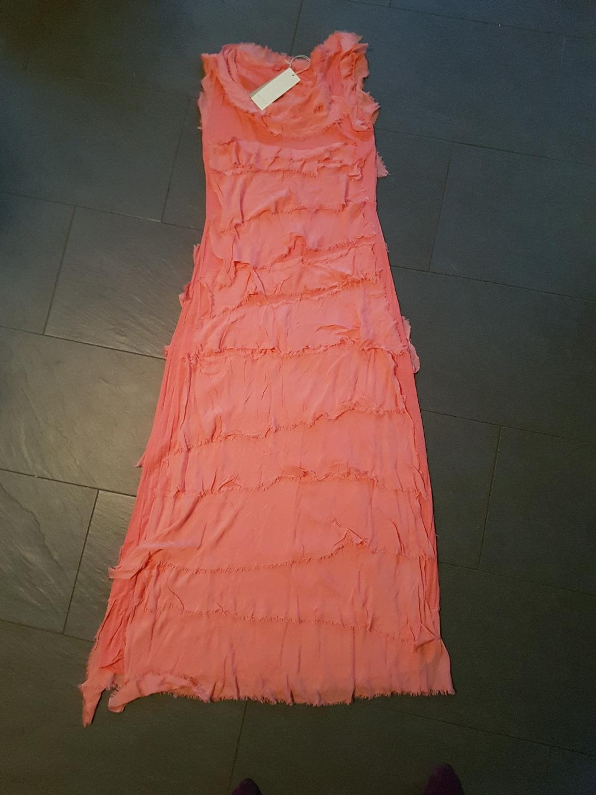 """""""AMBLE"""" Made in Italy Maxi Volant Kleid in 64287 Darmstadt ..."""