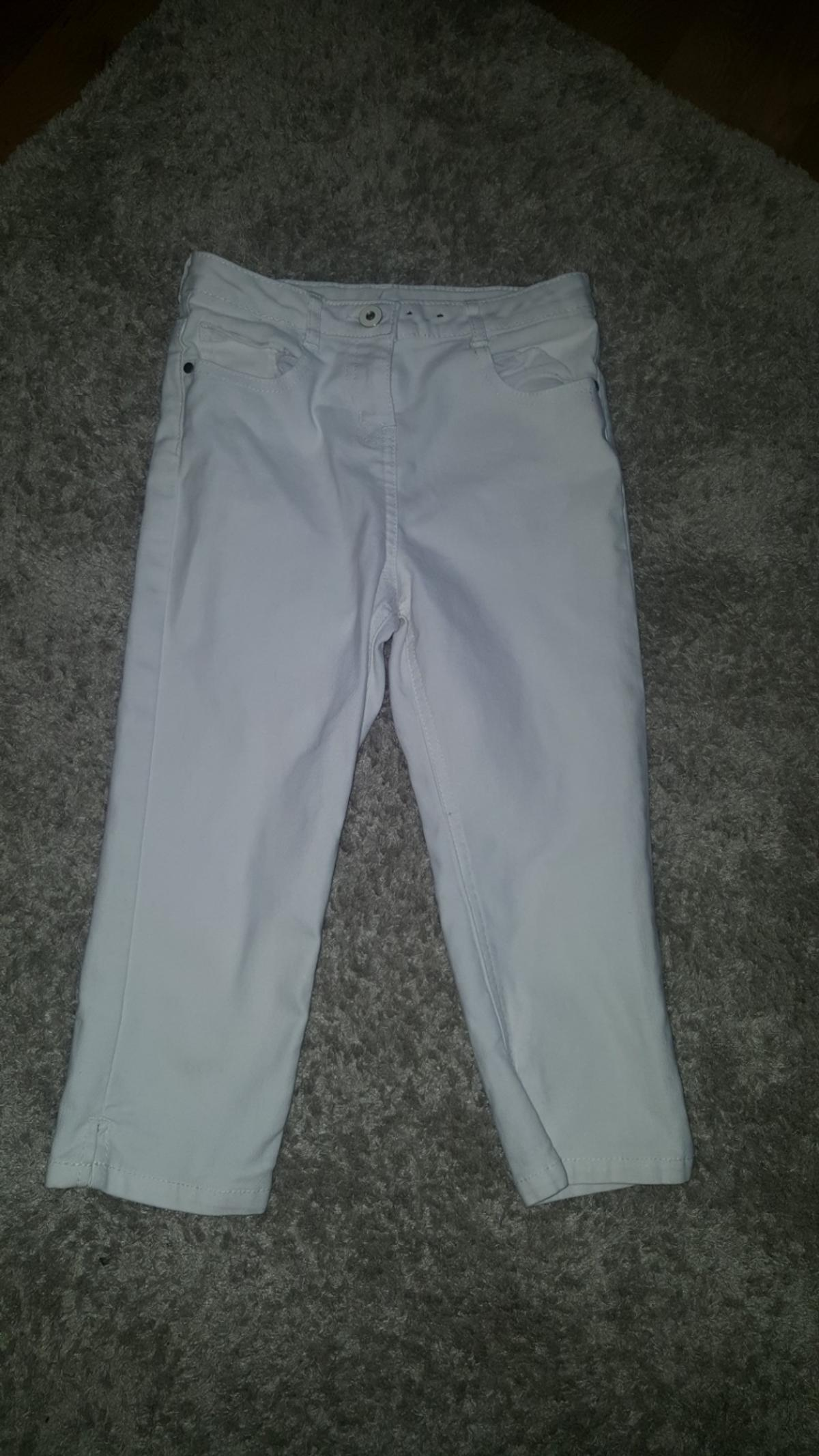 outlet boutique quality products new cheap girls three quarter length jeans 9 to 10 year in DY4 Sandwell for ...