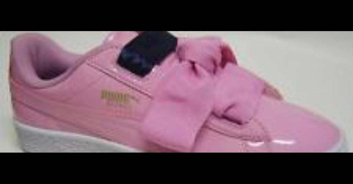 puma heart stringhe