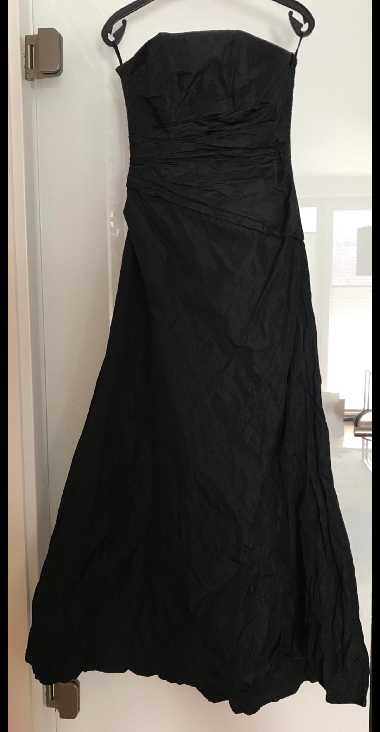 Abendkleid lang schwarz ärmellos in 10 Bremen for €10.10 for