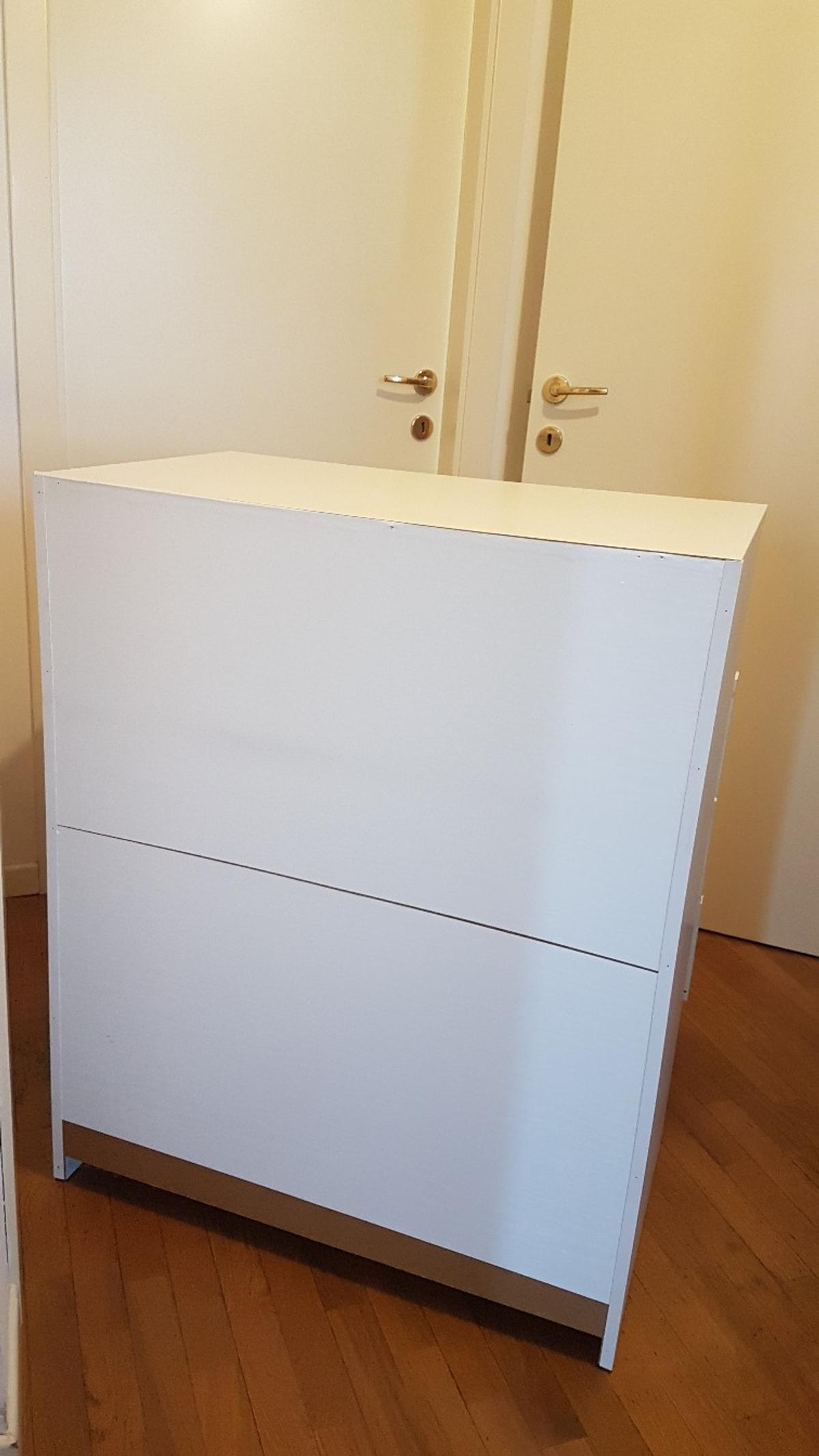 Malm Cassettiera 4 Cassetti.Malm Cassettiera Ikea 4 Cassetti In 20021 Bollate For 35 00 For