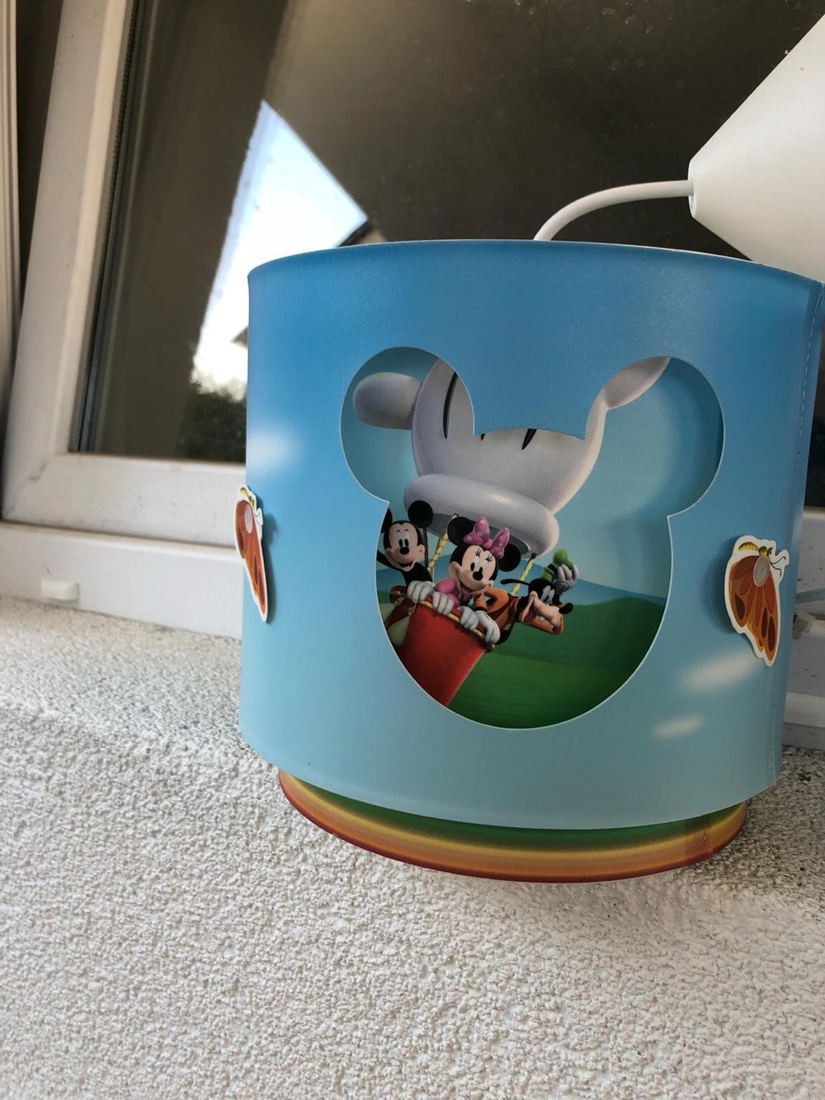 Mickey mouse lampe in 64747 Breuberg für € 5,00 kaufen - Shpock