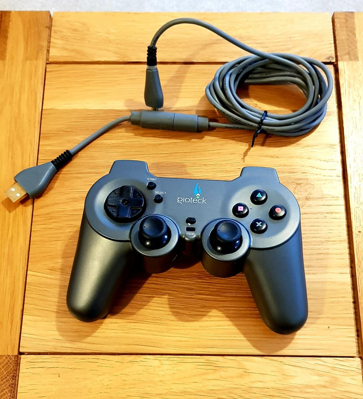 PS3 Wired Gioteck Controller