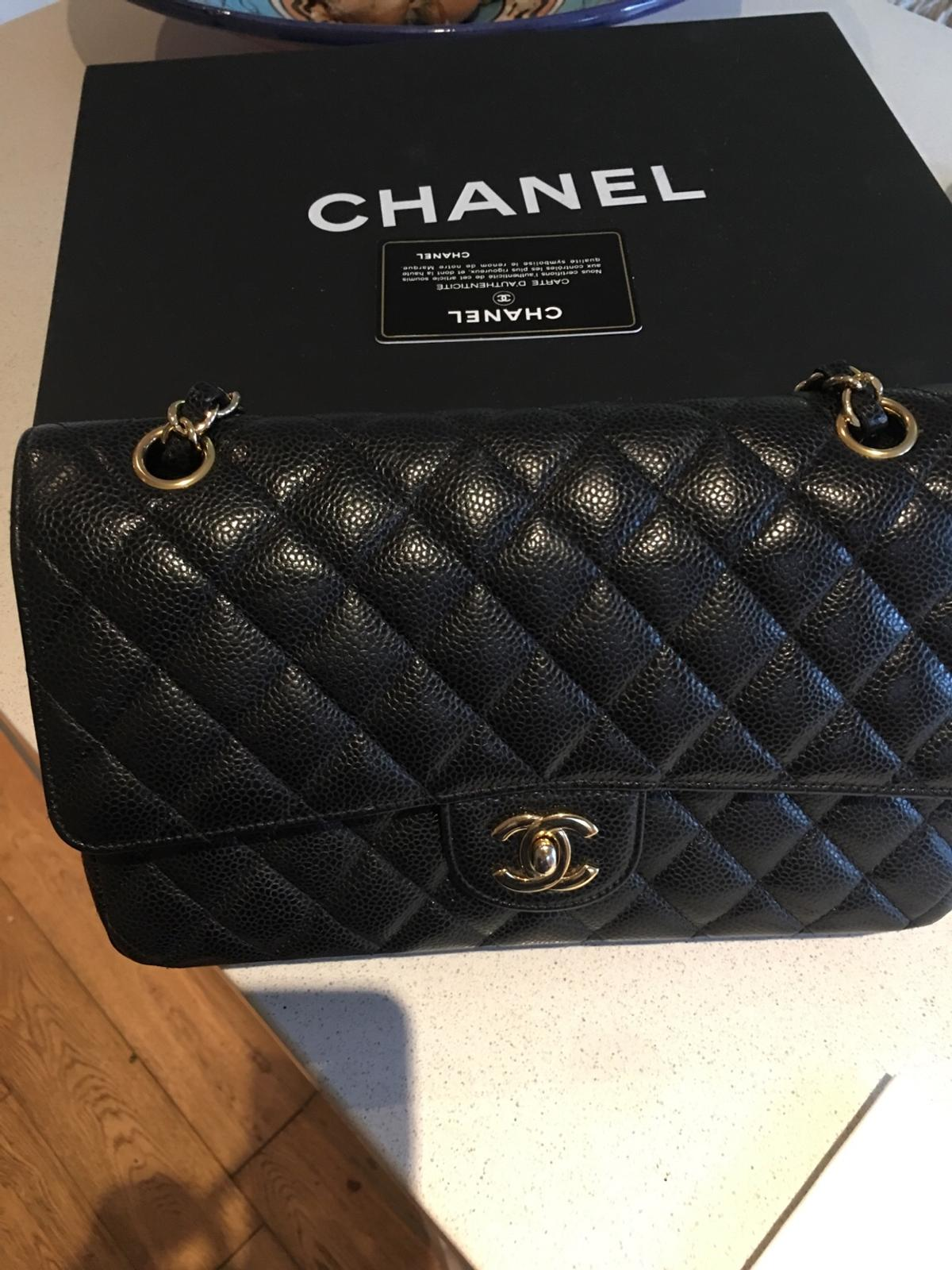 Authentic Classic Chanel Bag Worth 3990