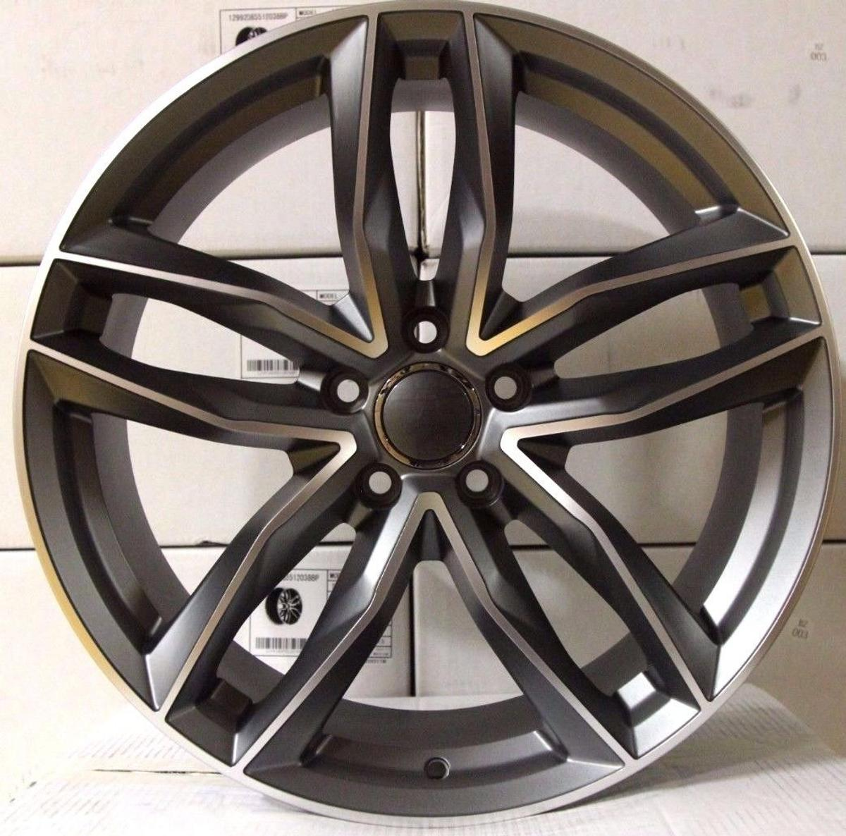 Audi Rs6 Style Alloy Wheels In Wf3 Wakefield For 395 00 For Sale Shpock