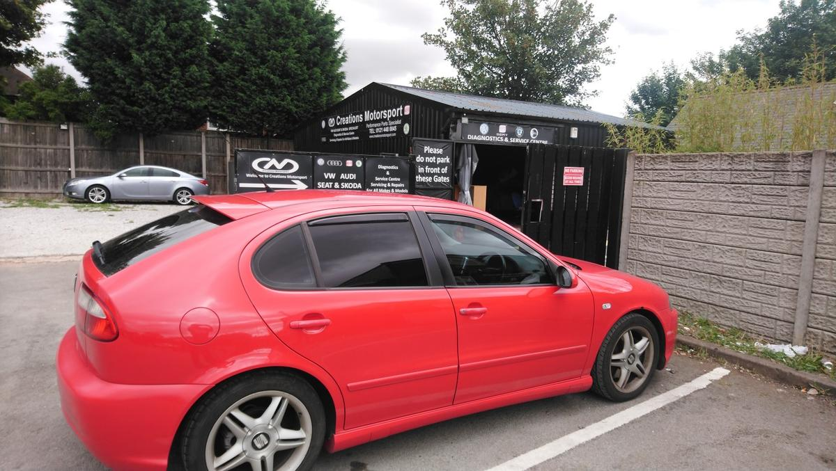 Seat Leon Mk1 Cupra Starfish Alloys Gd Tyres In B64 Sandwell
