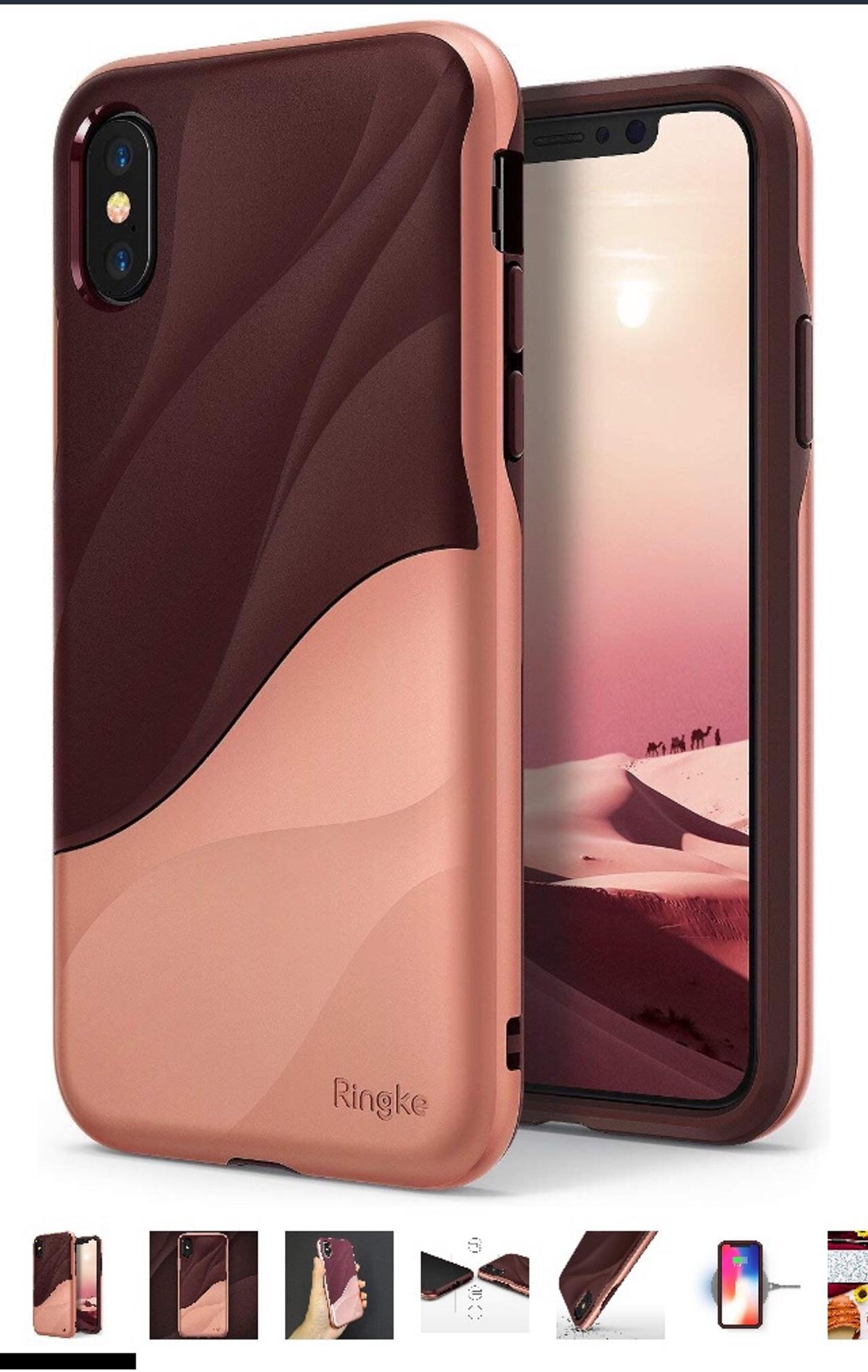 custodia iphone x resistente