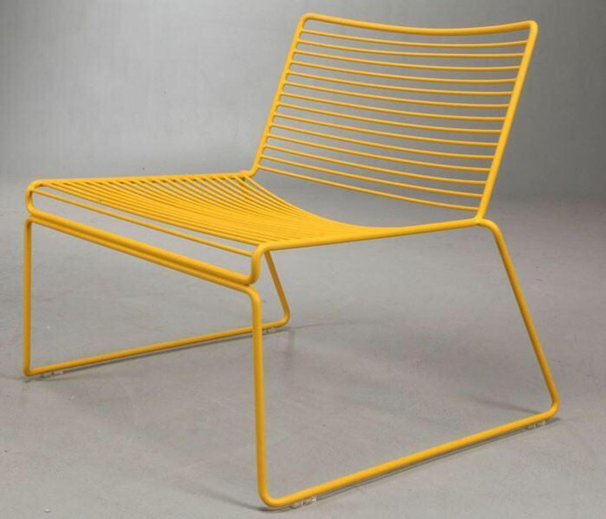 Hay Lounge Stoel.Hee Lounge Chair Yellow In N7 Islington For 165 00 For Sale Shpock
