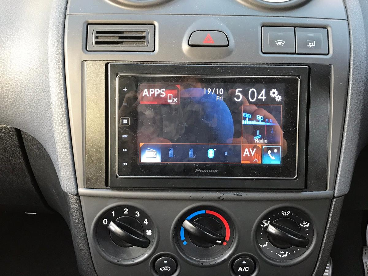 Ford Fiesta style(2006)3dr with apple CarPlay in OX4 Oxford for