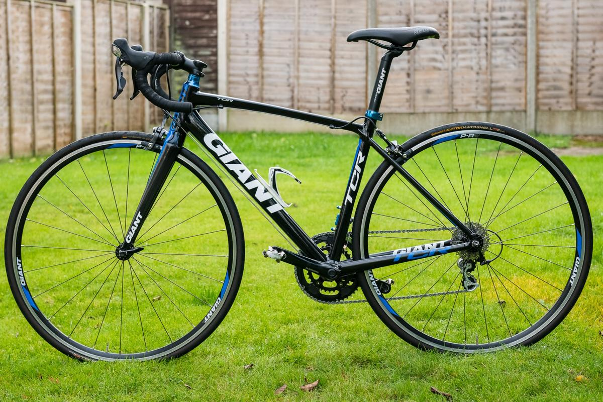 Giant TCR 1 Compact Road Bike, Size SMALL in BS36
