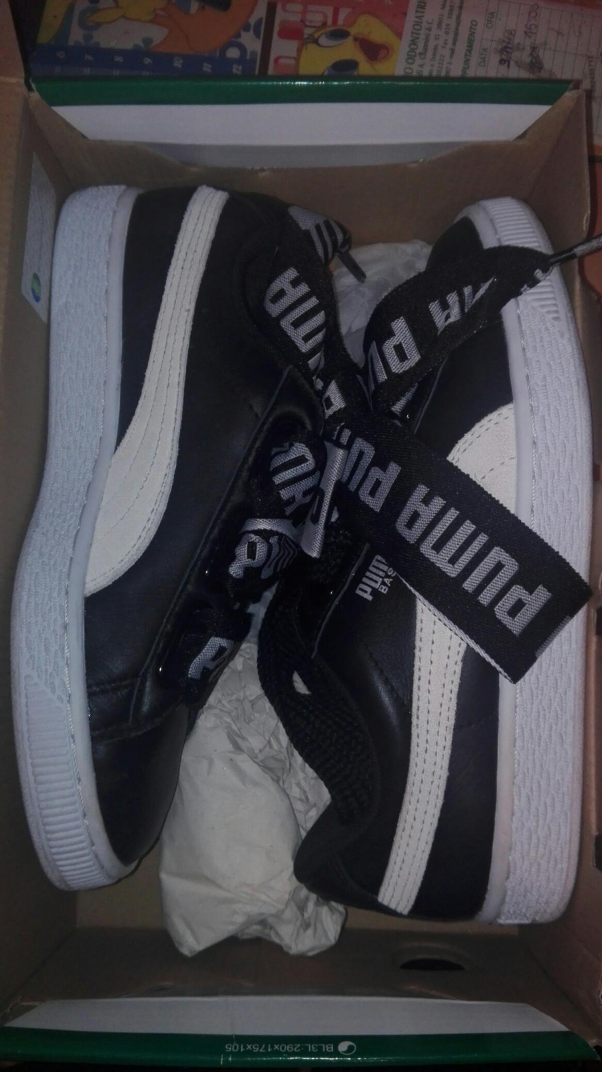 PUMA HEART BASKET in 20900 Monza for €20.00 for sale | Shpock