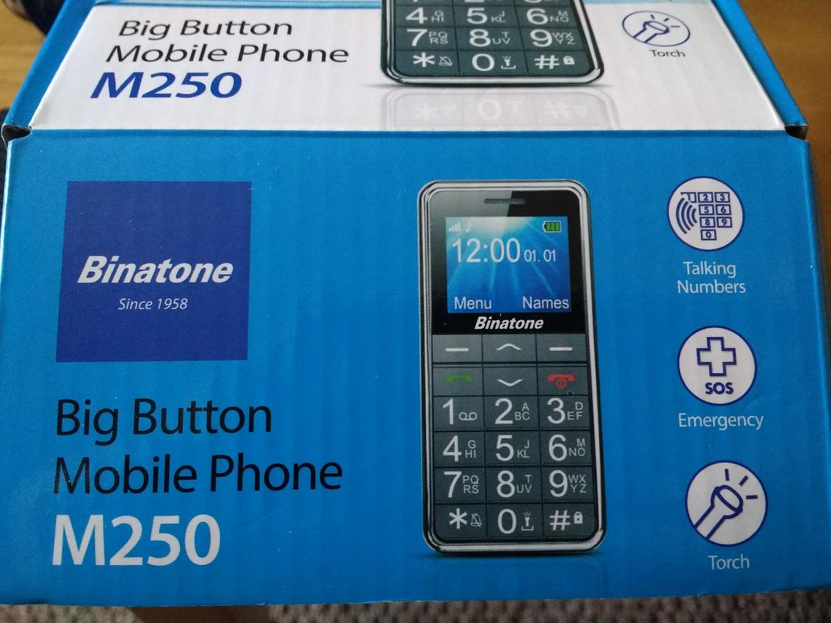 binatone mobile phone m250 charger