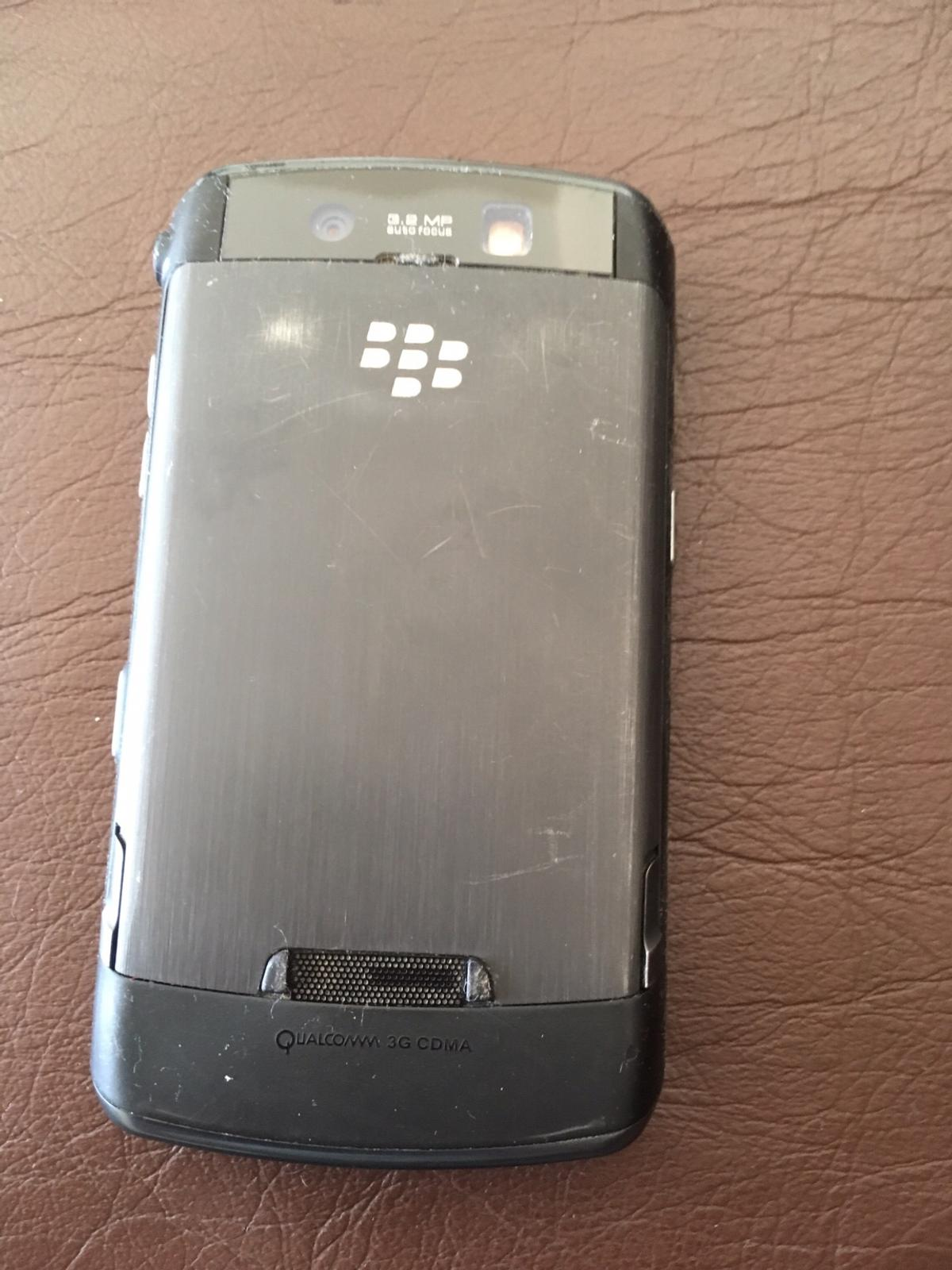 Old Style Vodafone Blackberry Mobile Phone