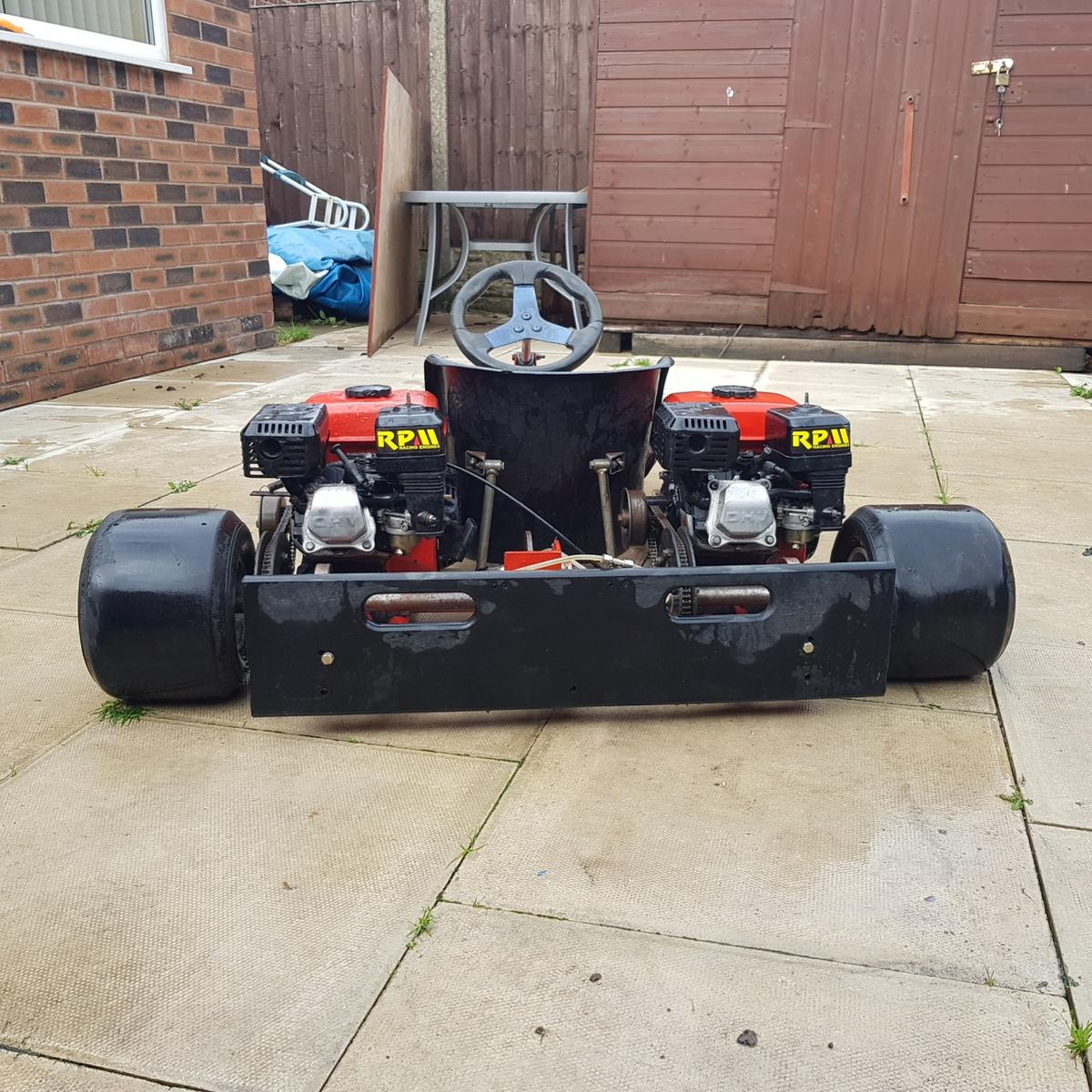 HONDA TWIN ENGINE PRO KART in St Helens for £250 00 for sale