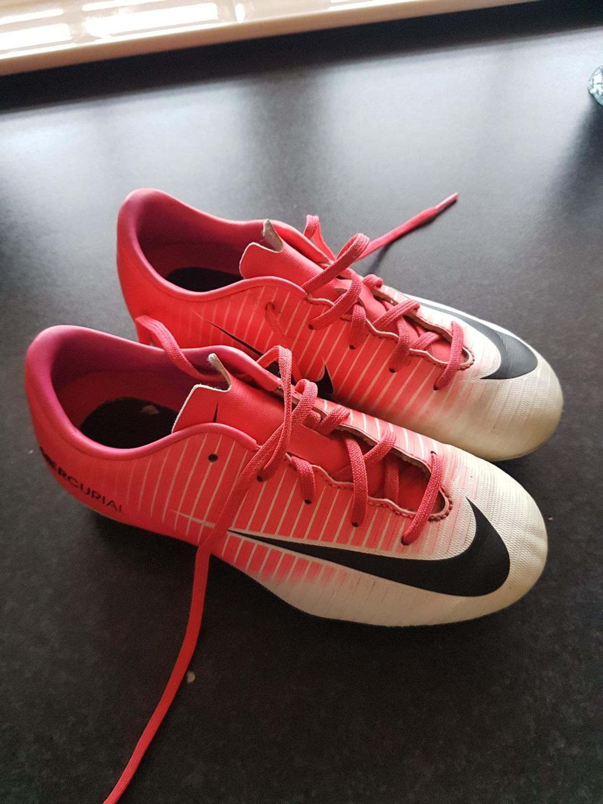 74000b6b5999 boys or girls size uk 13 nike football boots in B97 Redditch for ...
