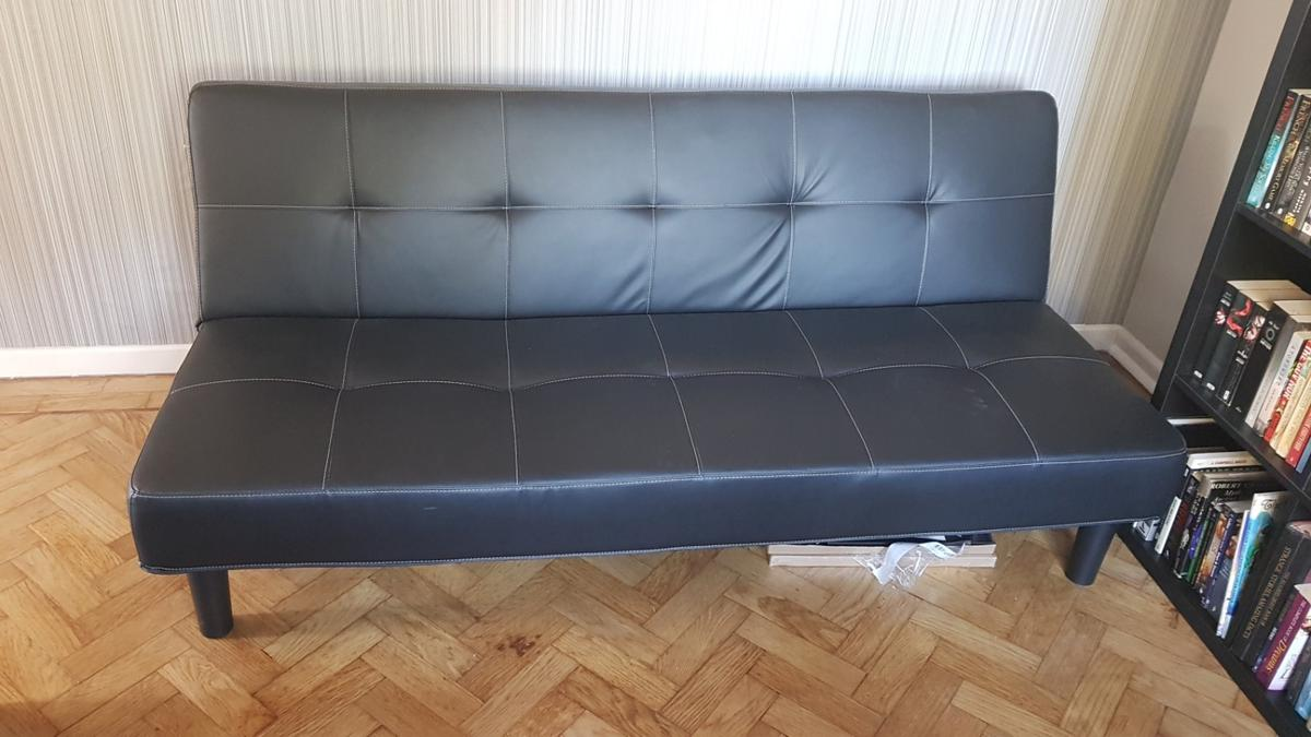 Leather Sofa Bed In Colchester For 65
