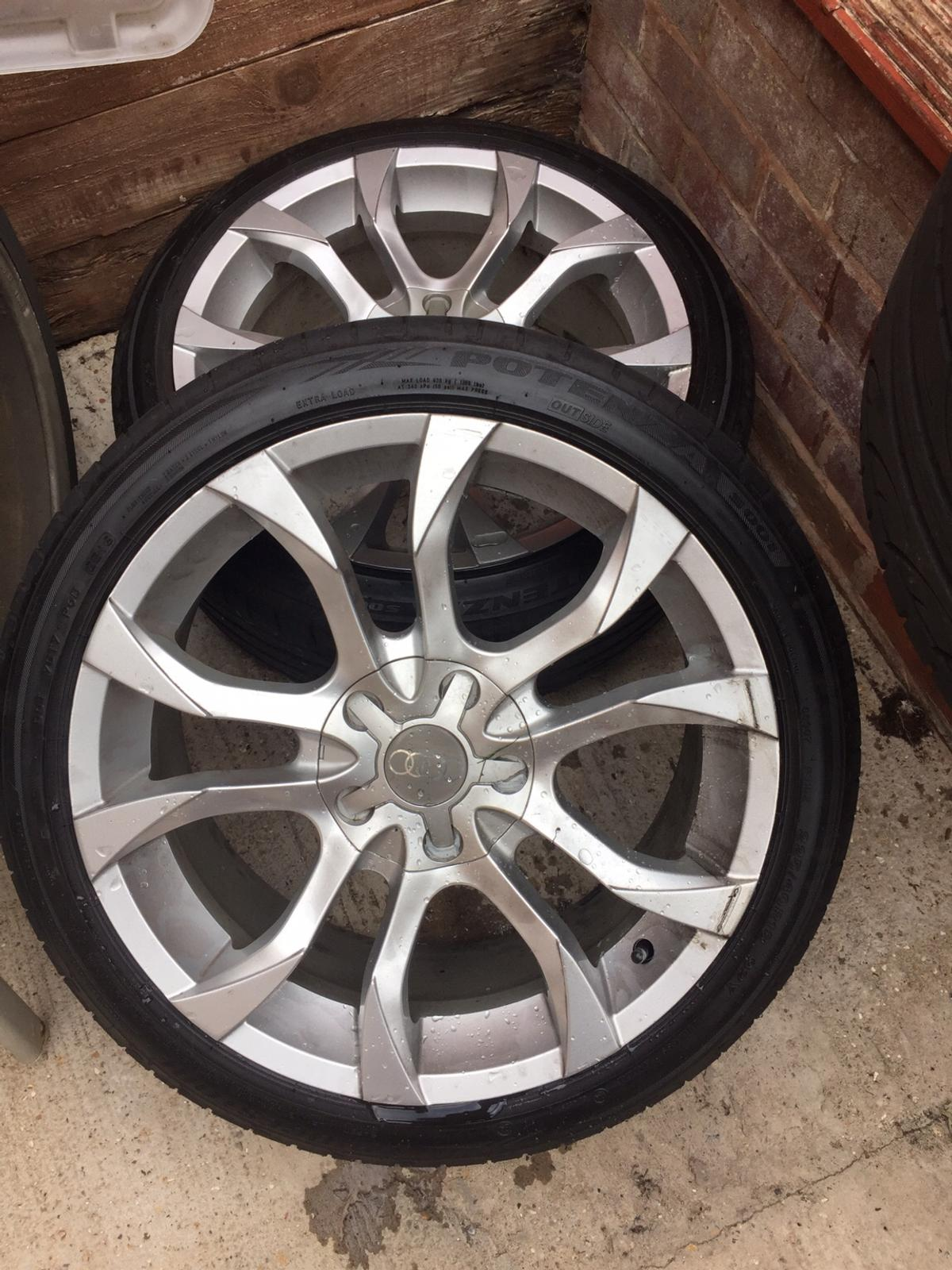 18 Inch Tires >> 18 Inch Tyres 225 40 18 Audi Wheels 5 100