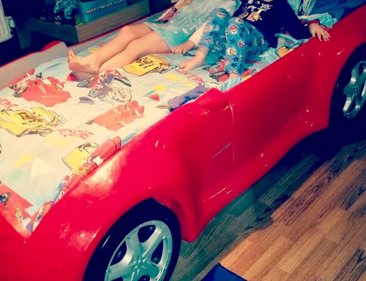 Single Boys Car Bed In Barnsley For 30 00 For Sale Shpock