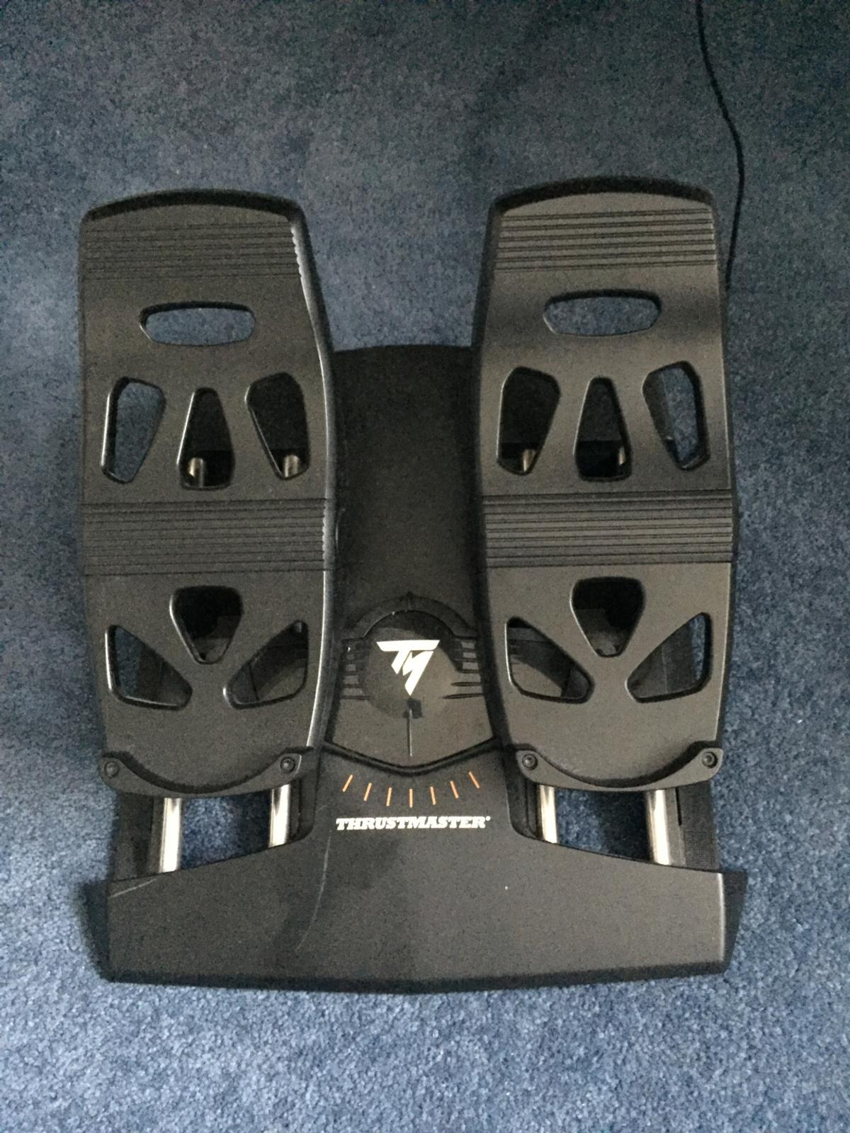 Thrustmaster T-Flight Rudder Pedals in DY8 Dudley for £55 00