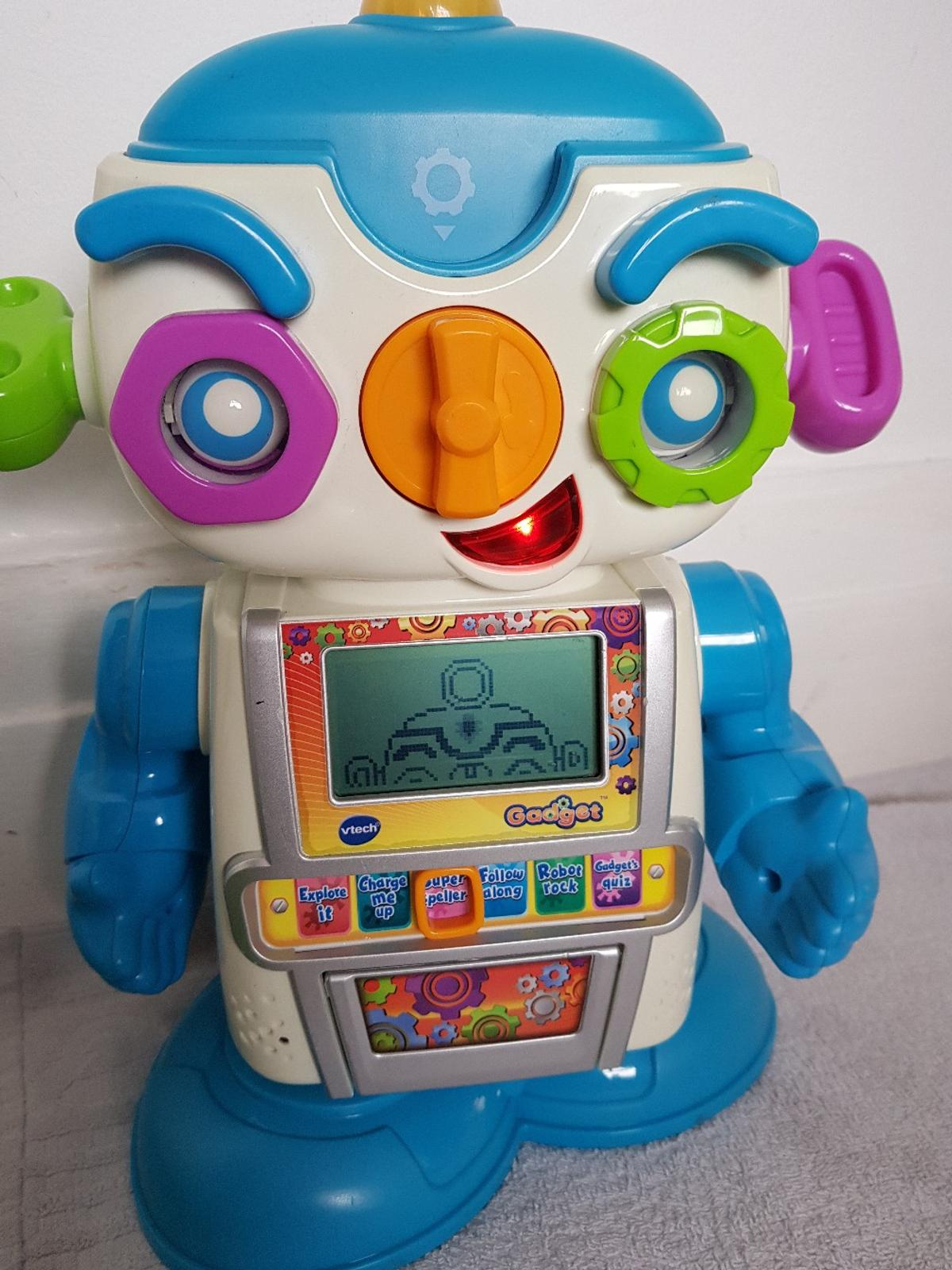 Robot toy in M32 Trafford for £15 00 for sale - Shpock