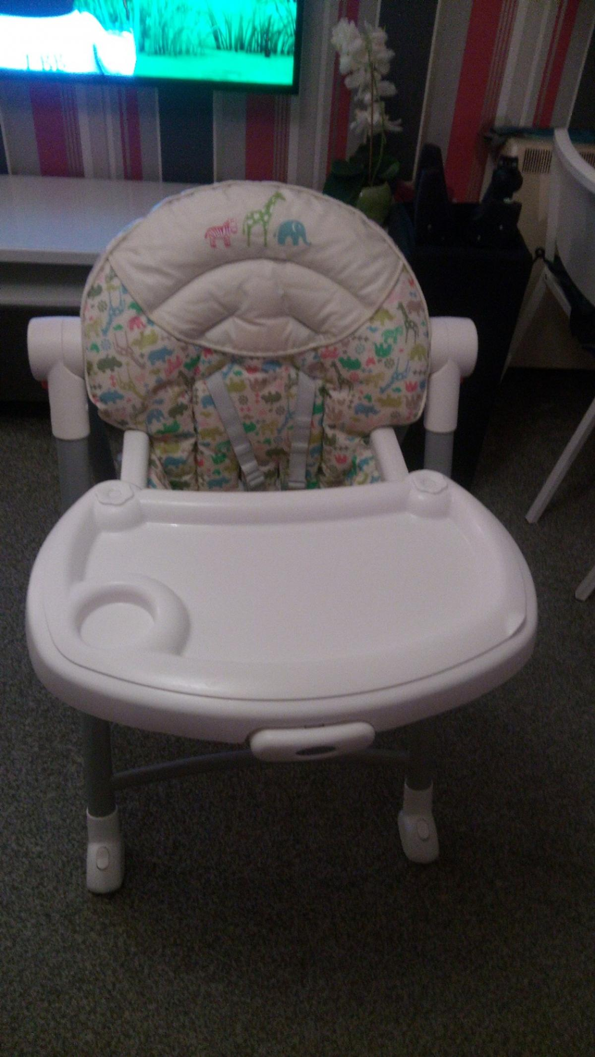 Excellent Graco Contempo High Chair In L5 Liverpool For 10 00 For Alphanode Cool Chair Designs And Ideas Alphanodeonline
