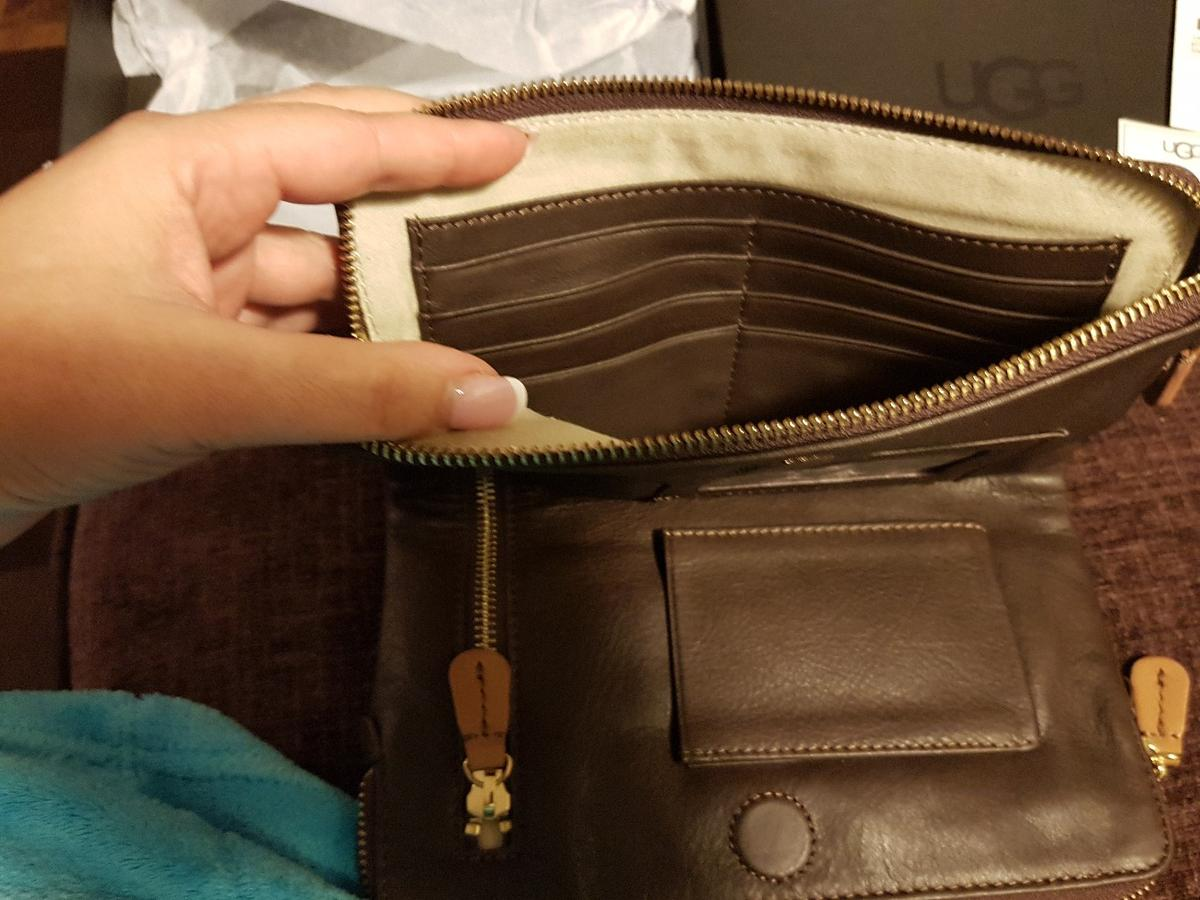 Genuine UGG Classic Double Zip Wallet in Doncaster for £30 00 for