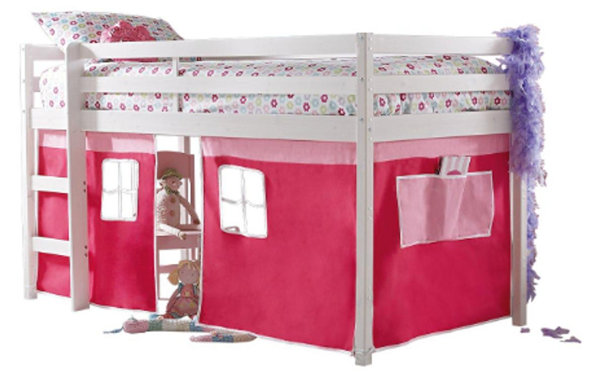 Picture of: Kidspace Galaxy Mid Sleeper Bed Frame Tent In M14 Manchester For 80 00 For Sale Shpock
