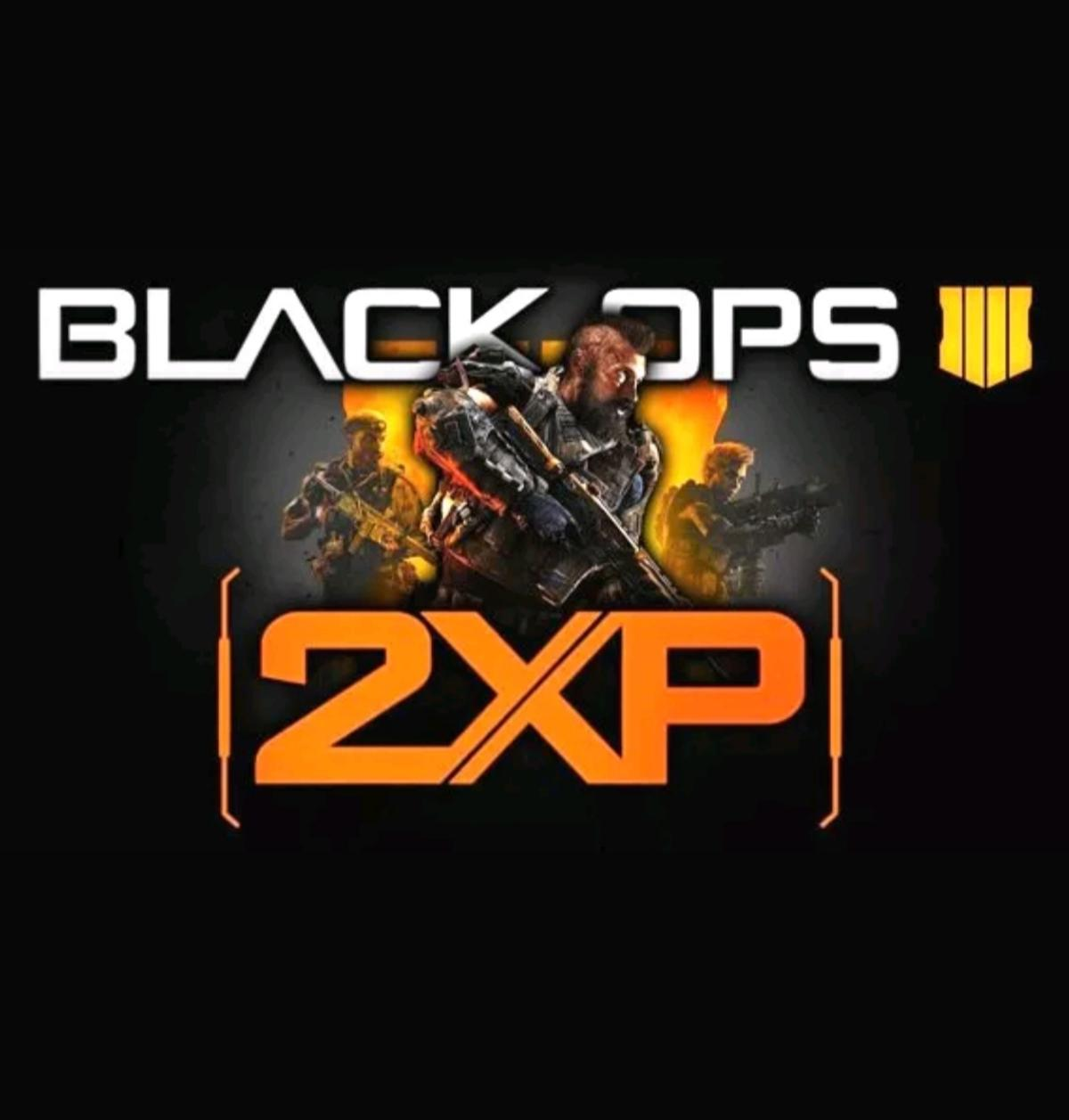 black ops 4 double xp codes not working