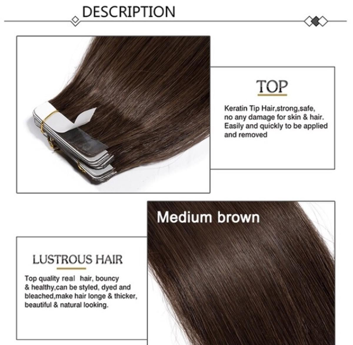 Tape extensions manchester