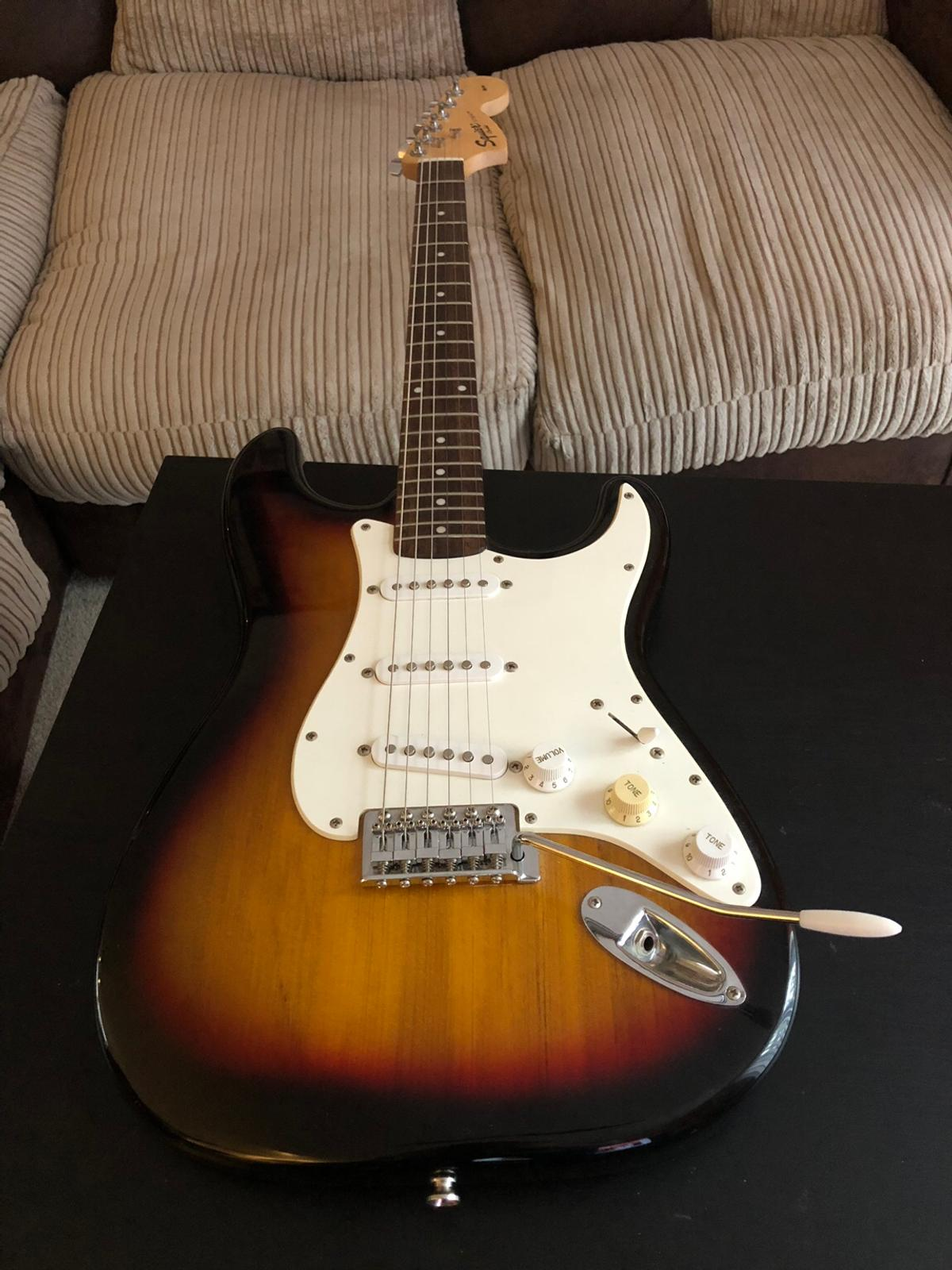 Fender Squier Strat Affinity OFFER in B37 Solihull for free