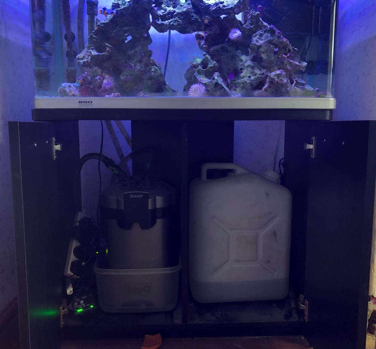 Full Marine fish tank set up in CW2 Crewe for £230 00 for