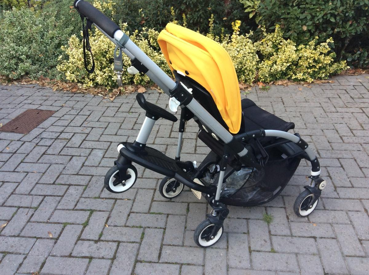 Bugaboo Pushchair Wheeled Board Adaptors In Ex5 Devon For 60 00
