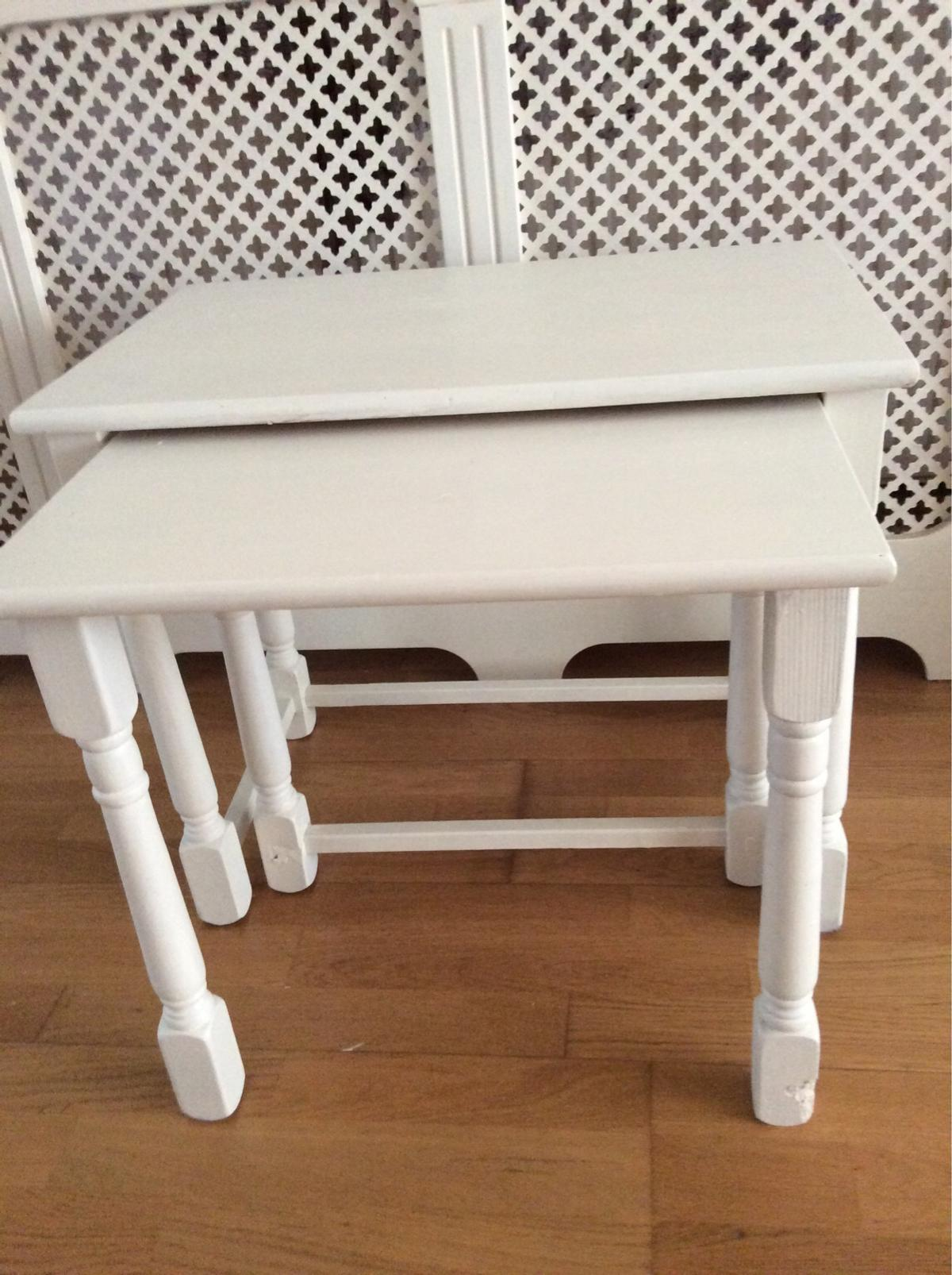 Cream Nest Of Coffee Tables In Rh10 Crawley For 30 00 For Sale Shpock