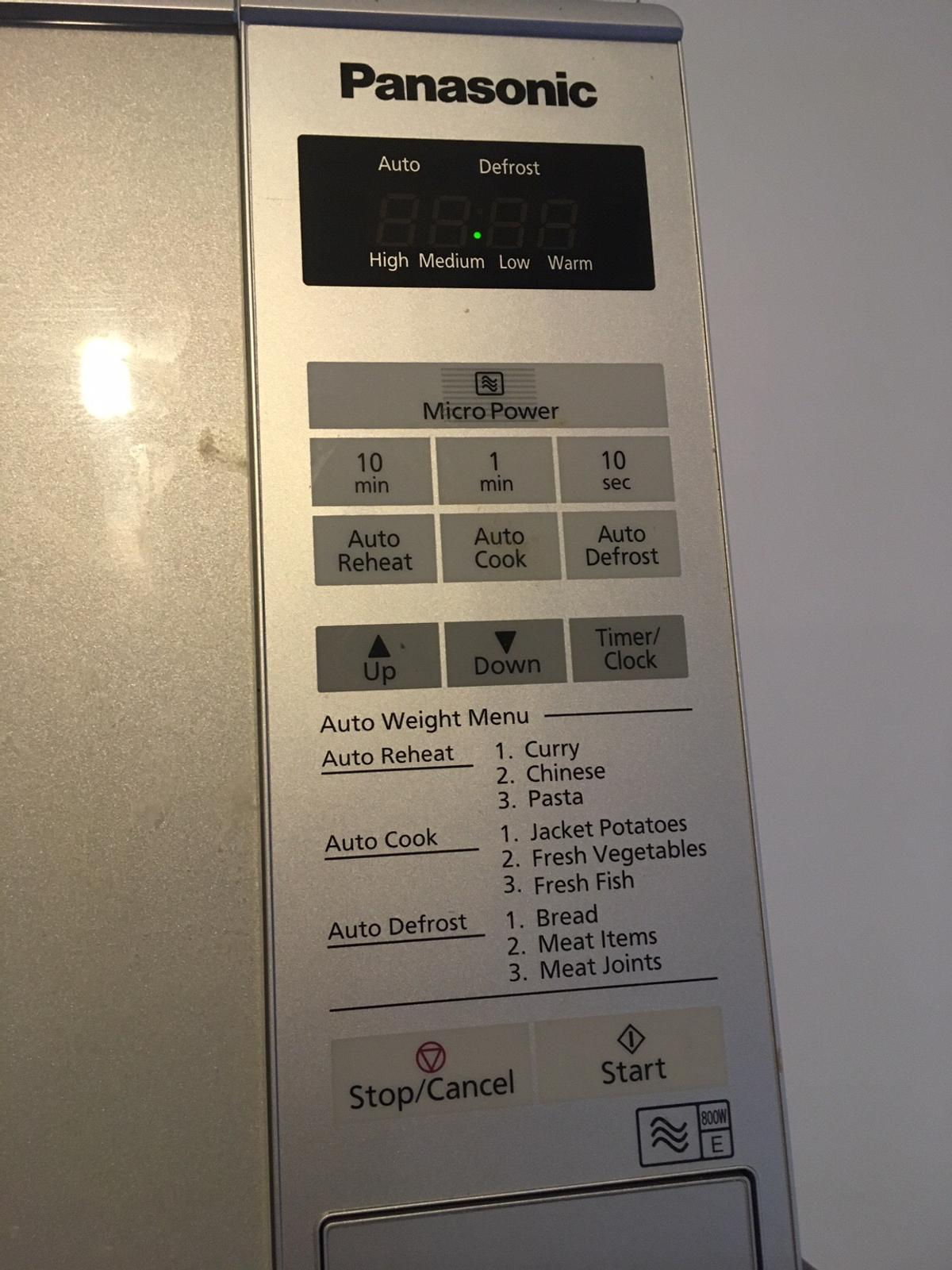 Panasonic Microwave in N22 London for £40 00 for sale - Shpock