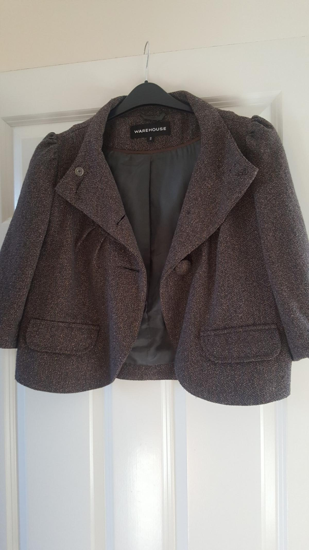 Clothes, Shoes & Accessories Women's Clothing Ladies Jacket Size 12
