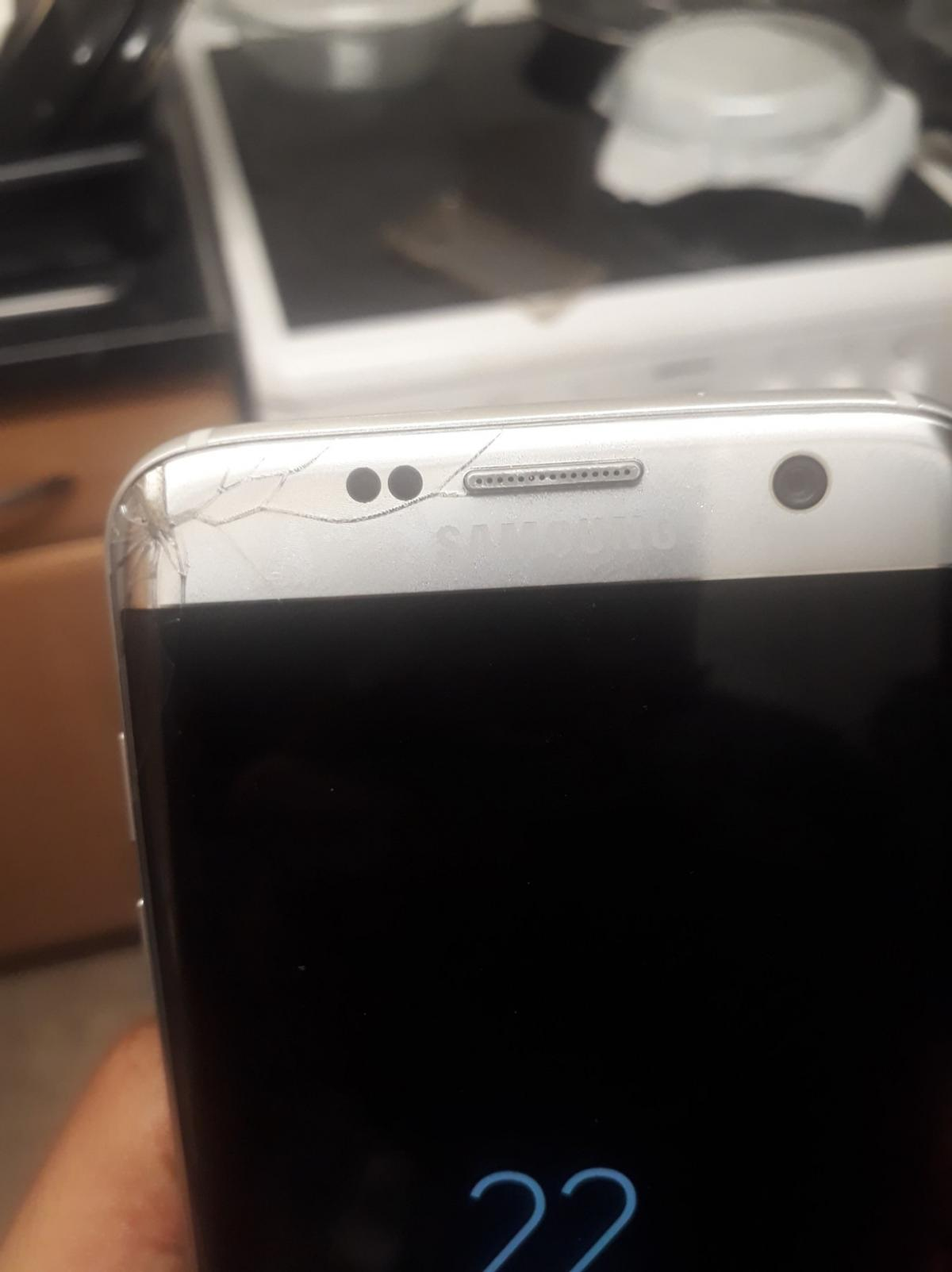 Samsung galaxy s7 edge in WV8 Wolverhampton for £150 00 for