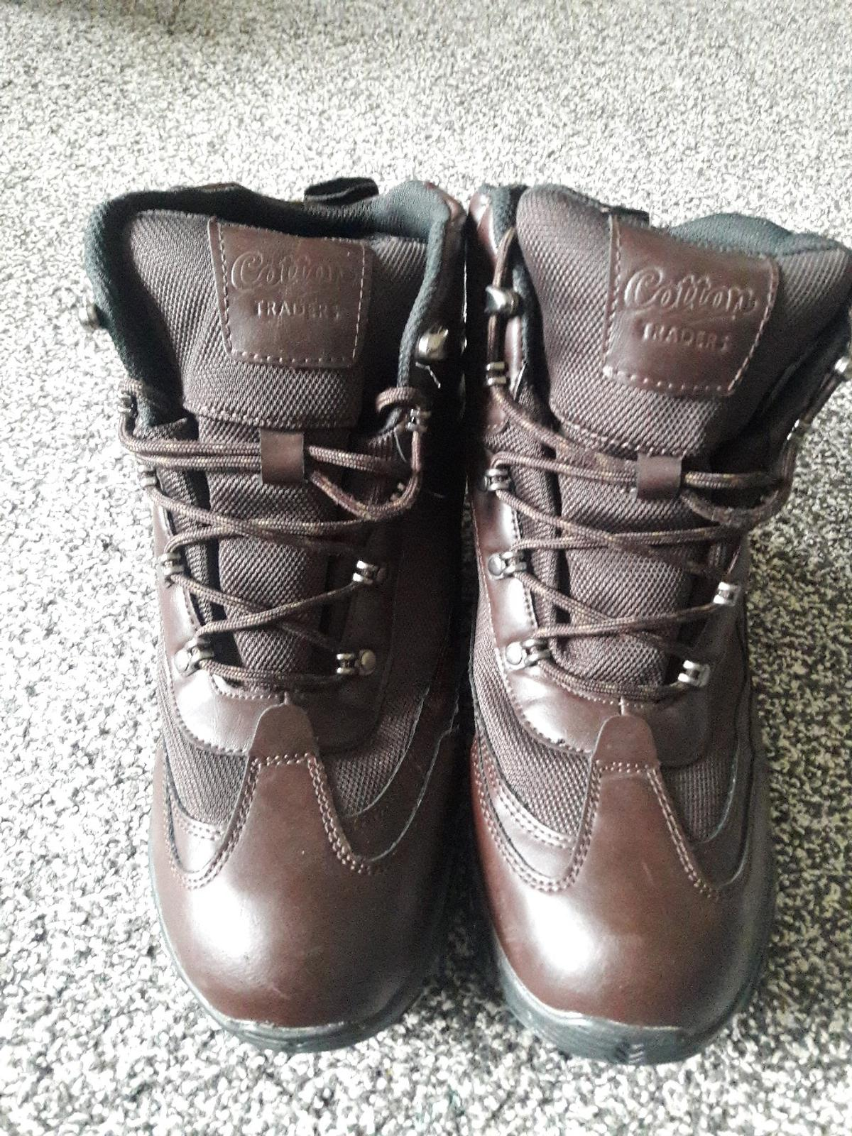 3b031dd4cfe mens cotton traders boots new