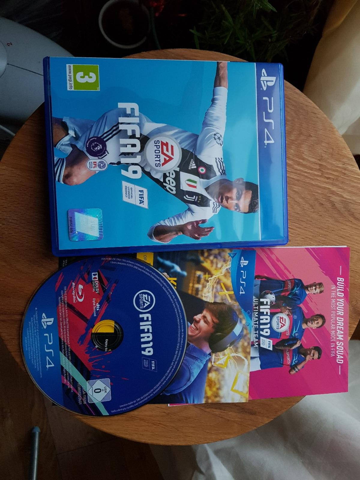 Fifa 19 for ps4 mint