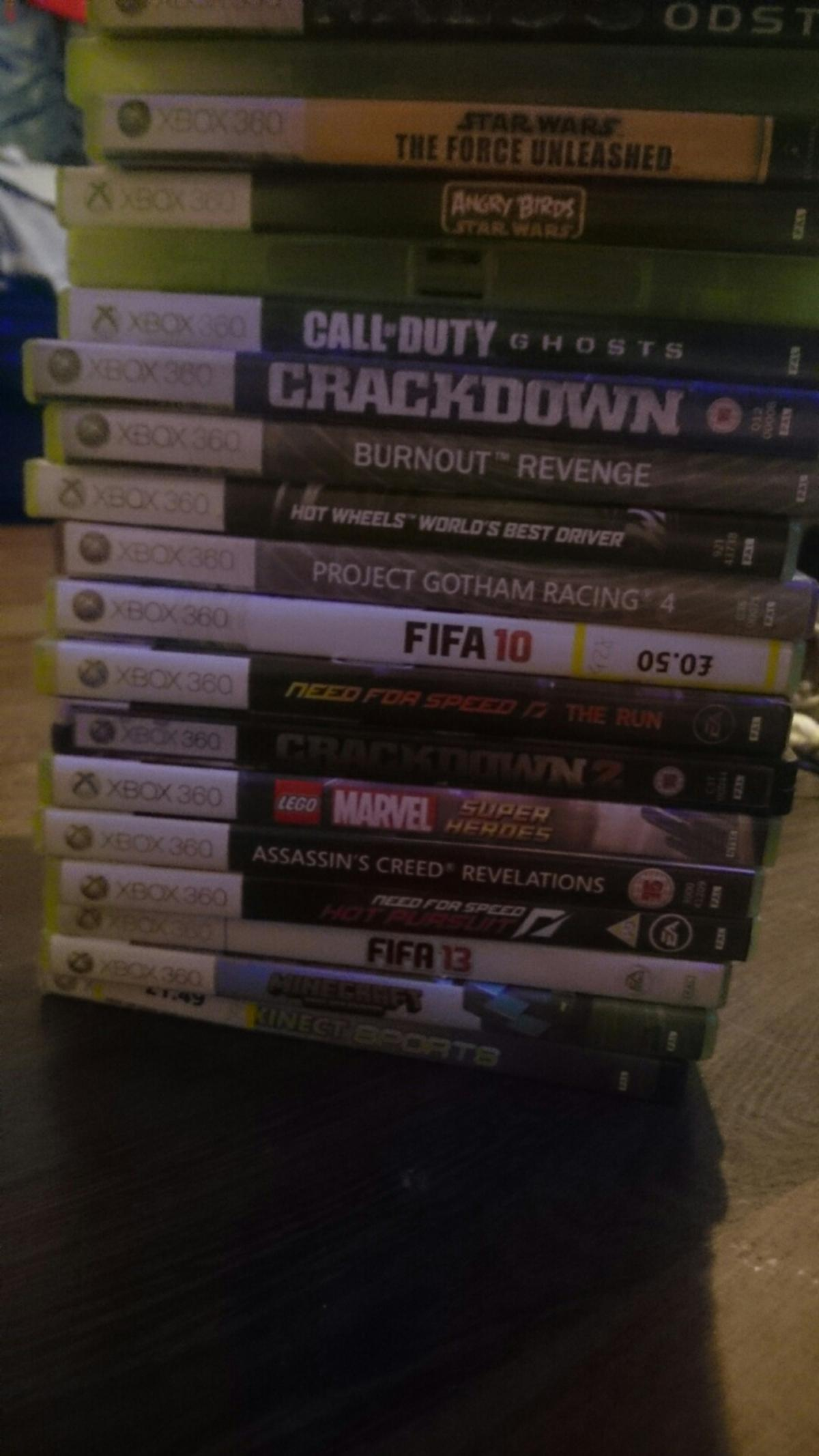 Xbox 360 Games In B65 Sandwell For 50 00 For Sale Shpock