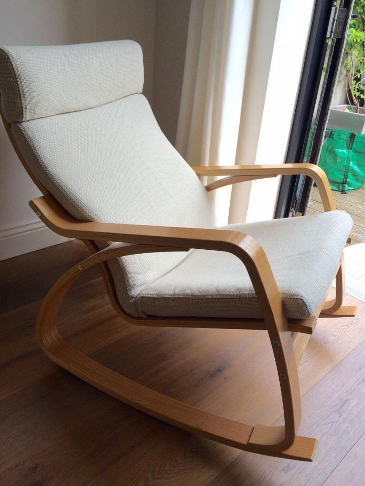 Ikea Poang rocking chair in Salford for £60.00 for sale | Shpock