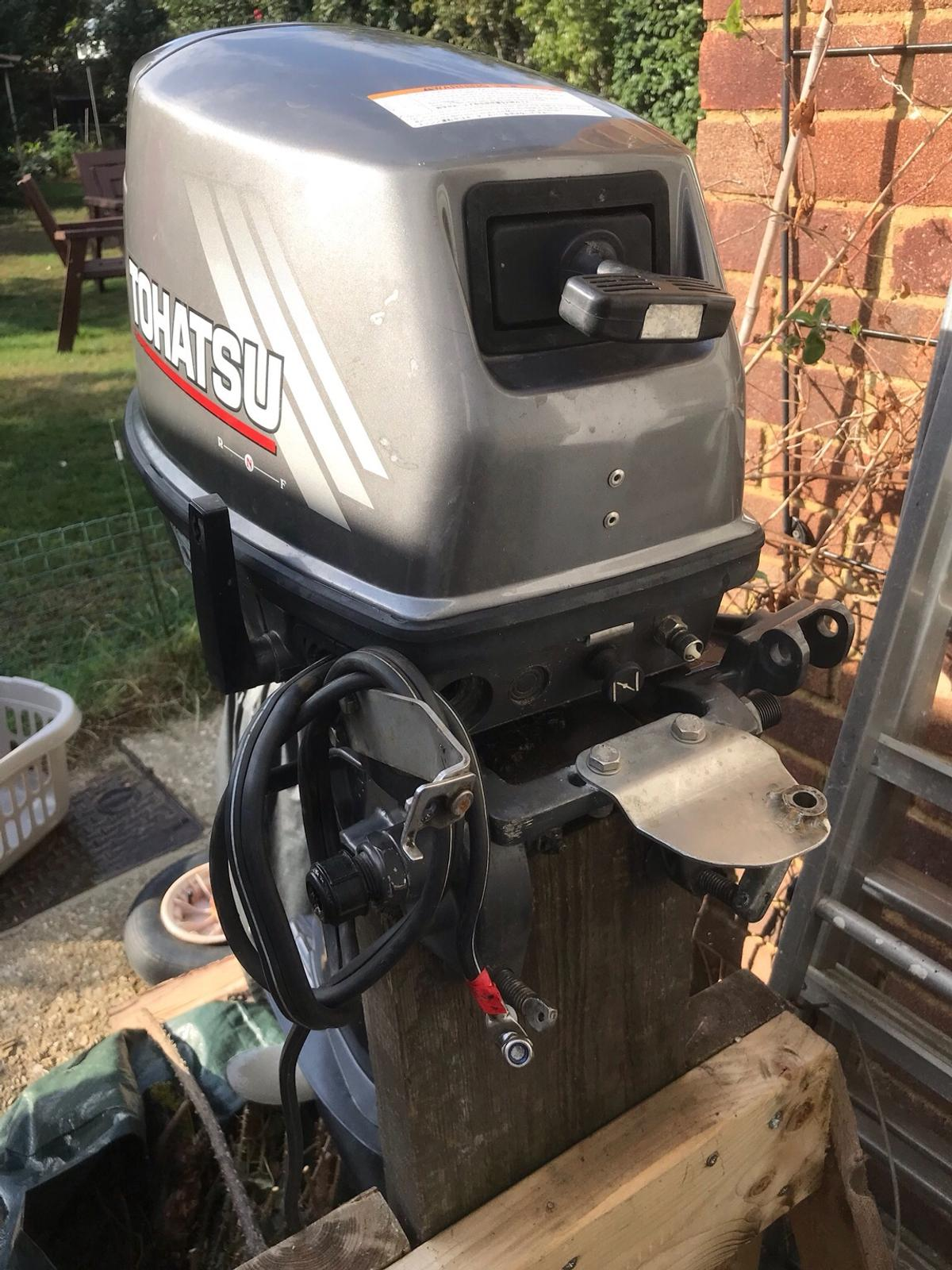 Tohatsu 18 hp outboard in PO21 Arun for £875 00 for sale